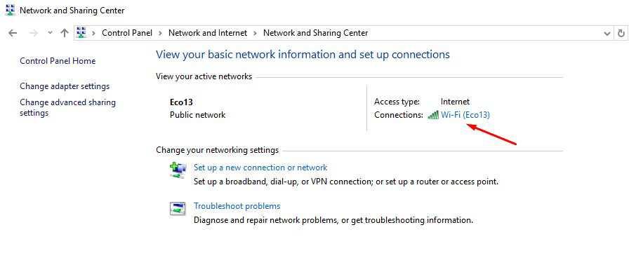 cara melihat password wifi di windows 10 1