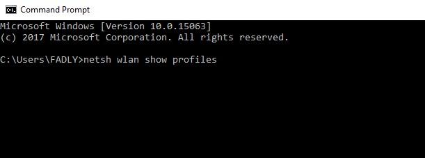 cara melihat password wifi di windows 10 dengan cmd 5