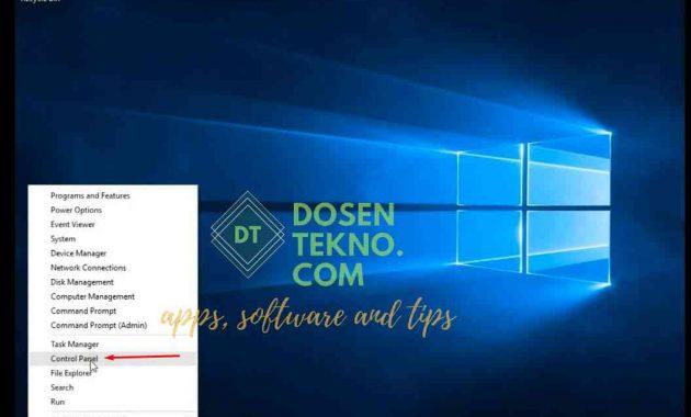 cara menghapus akun administrator di windows 10 2