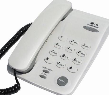 contoh alat teknologi informasi telepon