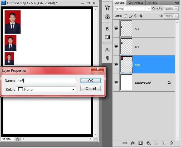 cara mencetak foto di laptop