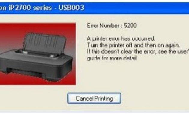 cara reset dan resetter printer canon ip 2770