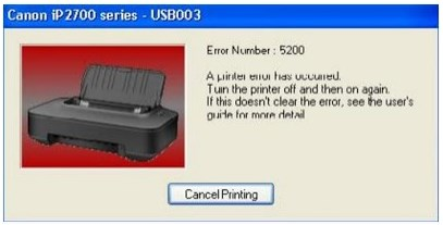 cara reset dan resetter printer canon ip 2770