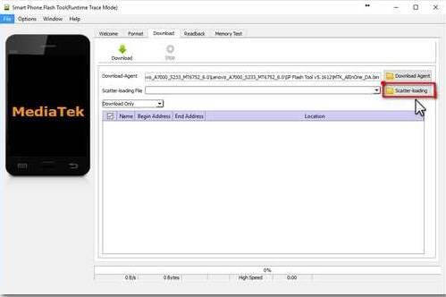 Cara flash OPPO Neo 3 R831K via sd card