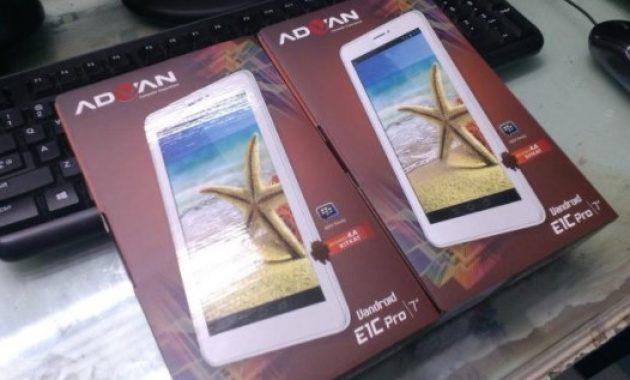 Cara Flash AdvanE1c Pro p7025 & p7123 + Firmware